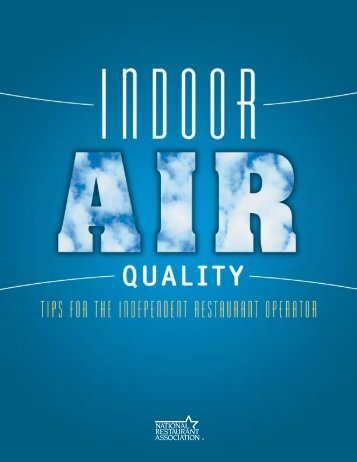 Indoor Air Quality - Melink Corporation : Report Search