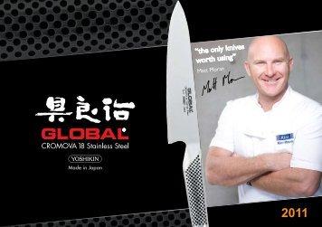 Kitchen Knives - Chefs Knives