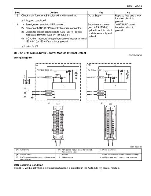 4E-27 ABS: DTC C1063: Sol on ford solenoid diagram, solenoid circuit, solenoid wire, solenoid operation, solenoid engine, solenoid parts, solenoid switch diagram, solenoid valve, solenoid actuator, solenoid starter, solenoid relay, solenoid coil, solenoid connector, starter diagram, solenoid schematic, solenoid body diagram, solenoid assembly diagram, winch solenoid diagram, solenoid sensor, solenoid installation,