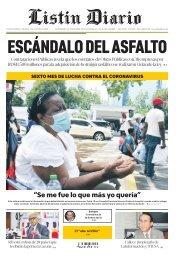 Listin Diario - 07-08-2020