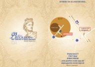 Hausprospekt (1Mb, pdf) - Apollon Hotel Rust