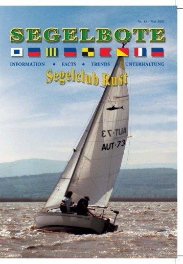 marine - roschek bootsbau segelboote - SCR Segelclub Rust