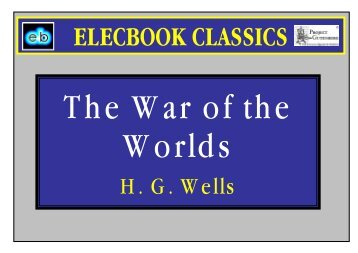 ELECBOOK CLASSICS