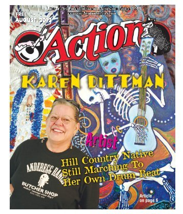 FREE AUGUST, 2012 - Action Magazine