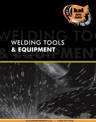 Tweco 1260-1606 EL24 Series Nozzles 4 Units