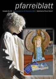 Ausgabe Nr. 19 10. Dezember bis 23. Dezember 2011 ... - Ruswil