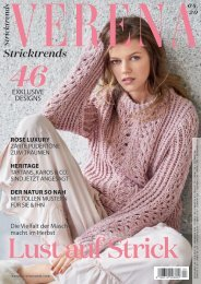 Verena Stricktrends Nr. 4/2020