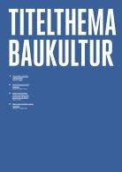 IMMOZEIT 01.20 | Baukultur - Page 7