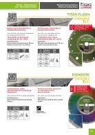 DIEWE SPEZIAL FLIESENLEGER Diamantwerkzeuge - Seite 5