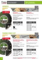 DIEWE SPEZIAL FLIESENLEGER Diamantwerkzeuge - Seite 6