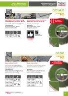 DIEWE SPEZIAL FLIESENLEGER Diamantwerkzeuge - Seite 7