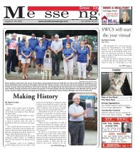 Groveport Messenger - August 9th, 2020