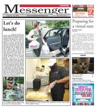 Westside Messenger - August 9th, 2020