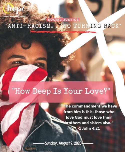 August 9, 2020 Bulletin Tenth Sunday After Pentecost 2
