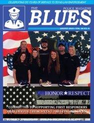 AUGUST 2020 Blues Vol 36 No 8