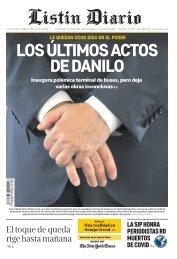 Listin Diario - 08-08-2020