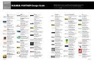 H.O.M.E.-PARTNER Design-Guide
