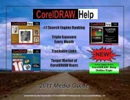 You Reach Customers & Prospects Forever! - CorelDRAW Help