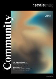 Issue 01 - Community