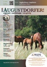 Der Augustdorfer: Jagdschloss Lopshorn