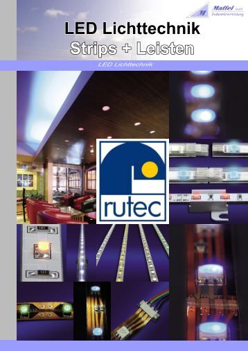 RUTEC LED Strips.indd
