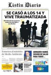 Listin Diario 10-08-2020