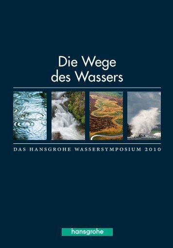 [PDF] Die Wege des Wassers - Hansgrohe