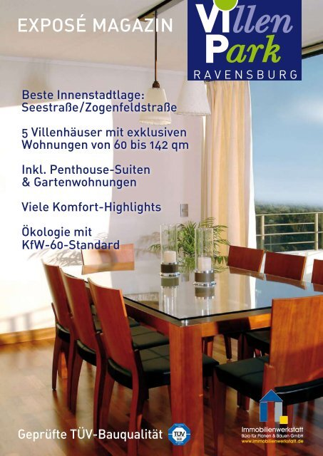 Villen Park - Immobilienforum GmbH