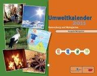 Umweltkalender [2011] - Stadt Weingarten