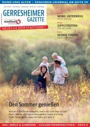 Gerresheimer Gazette 08/2020