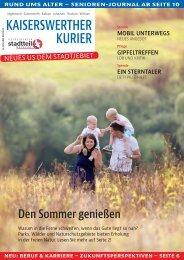 Kaiserswerther Kurier 08/2020