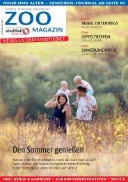 Zoo Magazin 08/2020