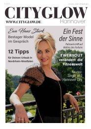 CityGlow Hannover Magazin 08.2020