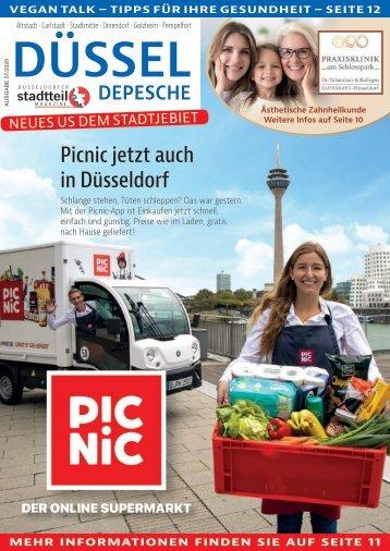 Düssel Depesche 07/2020