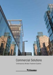 Commercial Solutions - RIBA Product Selector