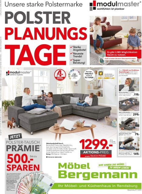 Polster Planungs-Tage