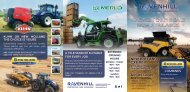 Ravenhill Monthly Leaflet August 2020 SINGLE PAGES