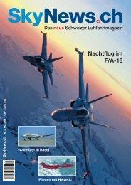 Das neue Schweizer Luftfahrtmagazin - SkyNews.ch