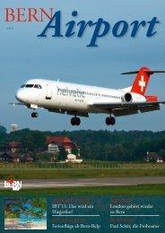 Ausgabe 1/2011 - Bern-Belp