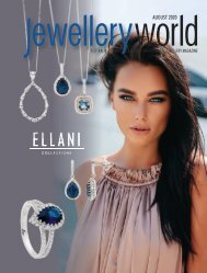 Jewellery World Magazine - August 2020