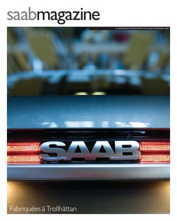 Saab Magazine - SELECT AUTO