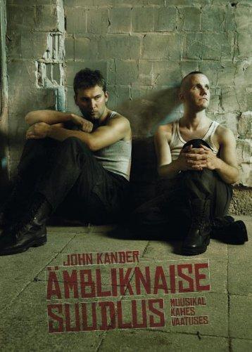 John Kander - Vanemuine