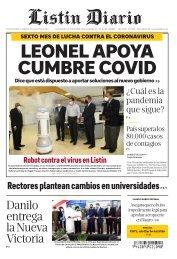 Listin Diario 11-08-2020
