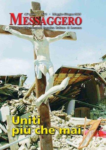 03 • 2009 - Missioni cattoliche di lingua italiana