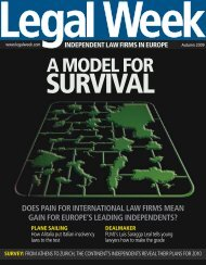 to download a digital version of - Legal Week