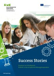 Erasmus+ Success Stories