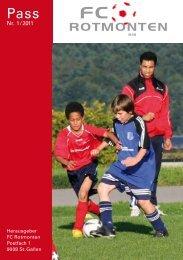 Sport. - FC Rotmonten