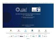 ADIPEC 2021 Sales Brochure