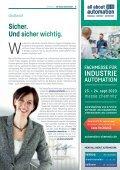 Messemagazin & Katalog | all about automation chemnitz - Seite 3