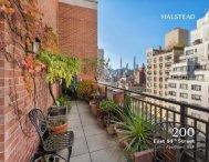 200 East 84th Street, 16EF Digital Brochure